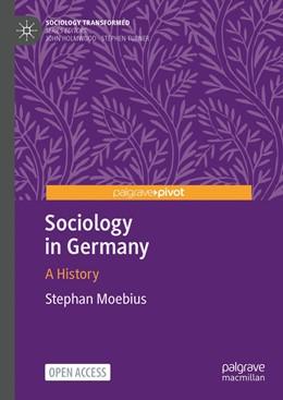 Abbildung von Moebius | Sociology in Germany | 1. Auflage | 2021 | beck-shop.de