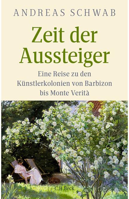 Cover: Andreas Schwab, Zeit der Aussteiger