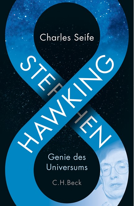 Cover: Charles Seife, Stephen Hawking