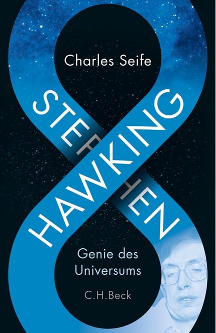 Cover: Charles Seife, Stephen Hawking