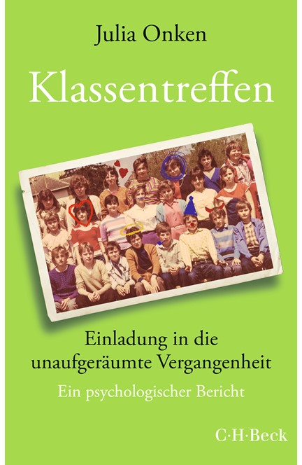 Cover: Julia Onken, Klassentreffen