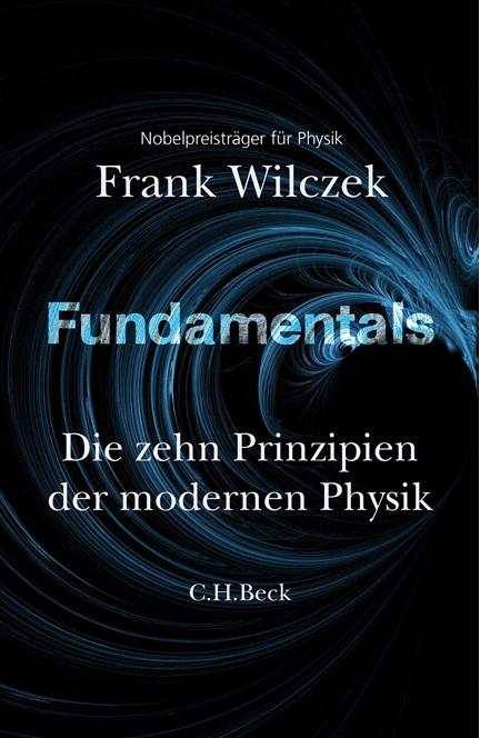 Cover: Frank Wilczek, Fundamentals