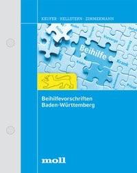 Abbildung von Schröder / Beckmann / Keufer / Hellstern / Zimmermann | Beihilfevorschriften Baden-Württemberg | Loseblattwerk mit 82. Aktualisierung | 2019