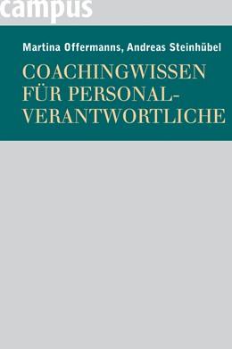 Abbildung von Offermanns / Steinhübel | Coachingwissen für Personalverantwortliche | 2006