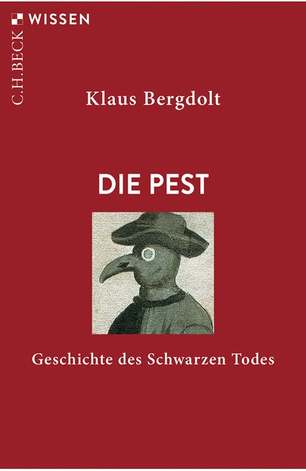 Cover: Klaus Bergdolt, Die Pest