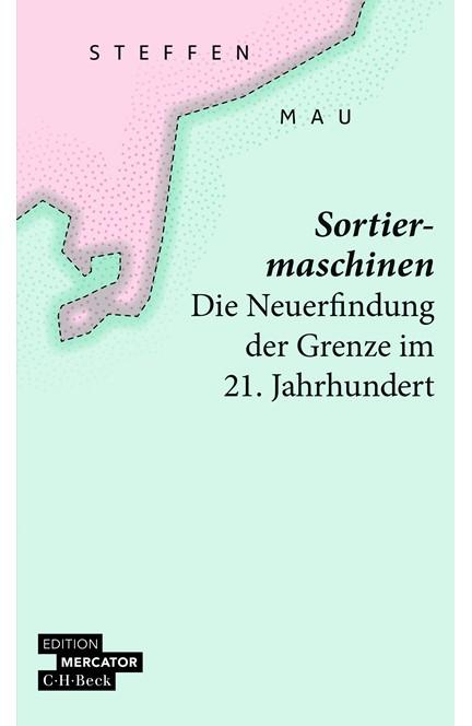 Cover: Steffen Mau, Sortiermaschinen