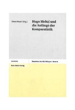 Abbildung von Fassel   Hugo Meltzl und die Anfänge der Komparatistik   2005   16