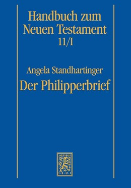 Abbildung von Standhartinger   Der Philipperbrief   1. Auflage   2021   beck-shop.de