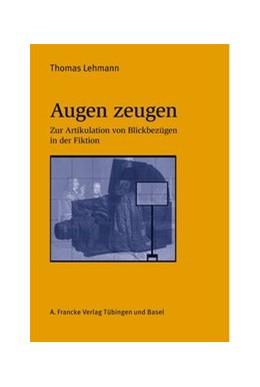 Abbildung von Lehmann   Augen zeugen   2002   Zur Artikulation von Blickbezü...   82
