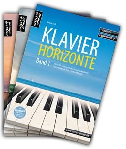 Abbildung von Kreft | Klavier-Horizonte - Band 1-3 im Set! | 1. Auflage | 2021 | beck-shop.de