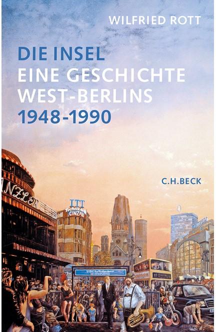 Cover: Wilfried Rott, Die Insel