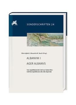 Abbildung von Aglietti / Busch | Albanvm 1 | 1. Auflage | 2021 | beck-shop.de