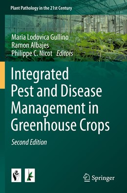 Abbildung von Gullino / Albajes | Integrated Pest and Disease Management in Greenhouse Crops | 2. Auflage | 2021 | 9 | beck-shop.de
