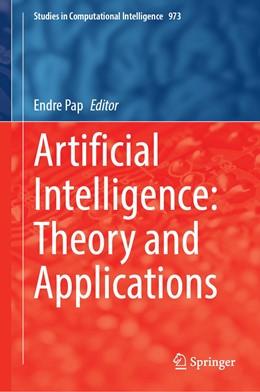 Abbildung von Pap | Artificial Intelligence: Theory and Applications | 1. Auflage | 2021 | 973 | beck-shop.de