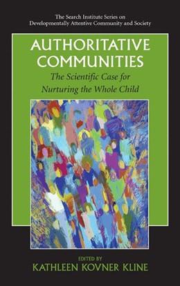 Abbildung von Kovner Kline | Authoritative Communities | 2007