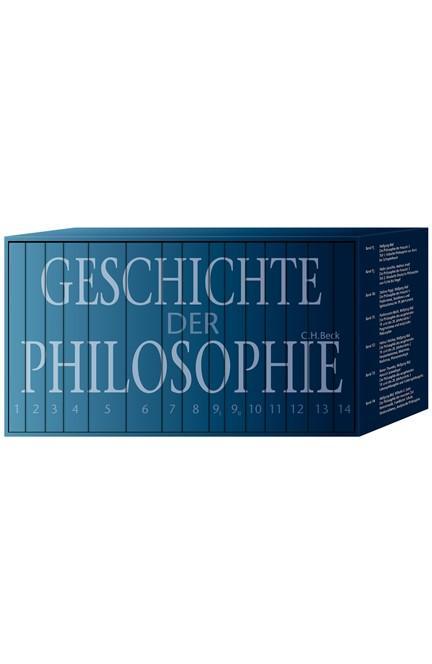 Cover: , Geschichte der Philosophie