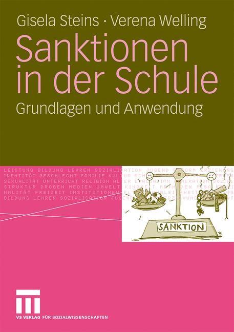 Abbildung von Steins / Welling   Sanktionen in der Schule   2009