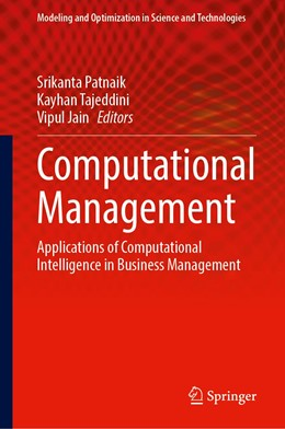 Abbildung von Patnaik / Tajeddini | Computational Management | 1. Auflage | 2021 | 18 | beck-shop.de