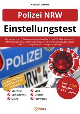 Abbildung von Erdmann | Einstellungstest Polizei NRW | 1. Auflage | 2021 | beck-shop.de