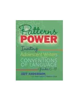 Abbildung von Patterns of Power, Grades 6-8 | 1. Auflage | 2021 | beck-shop.de