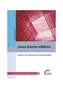 Abbildung von AEDiL   Corona-Semester reflektiert   1. Auflage   2021   beck-shop.de
