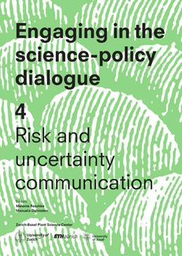 Abbildung von Paschke / Dahinden | Engaging in the science-policy dialogue | 1. Auflage | 2021 | beck-shop.de