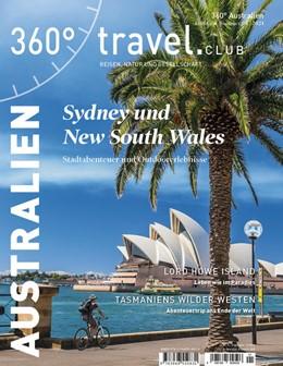 Abbildung von 360° Australien - Ausgabe Frühjahr/Sommer 2021   1. Auflage   2021   beck-shop.de