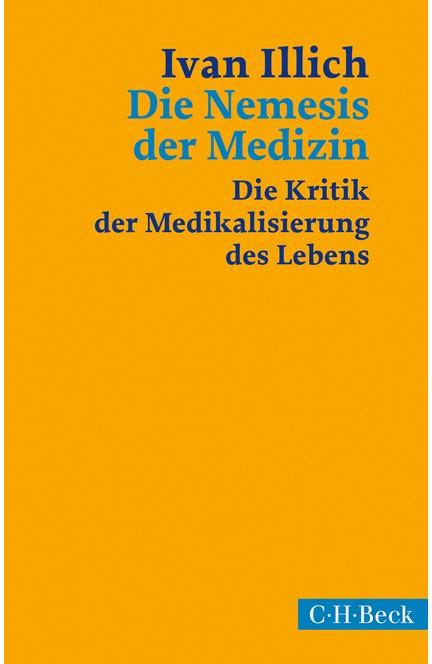 Cover: Ivan Illich, Die Nemesis der Medizin