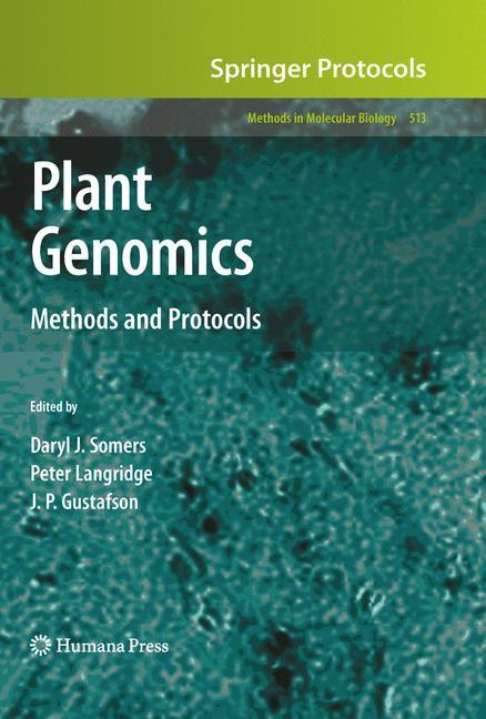 Abbildung von Somers / Langridge / Gustafson   Plant Genomics   2009