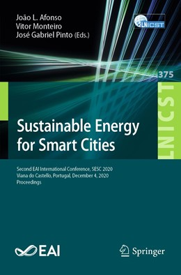 Abbildung von Afonso / Monteiro | Sustainable Energy for Smart Cities | 1. Auflage | 2021 | 375 | beck-shop.de