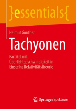 Abbildung von Günther | Tachyonen | 1. Auflage | 2021 | beck-shop.de