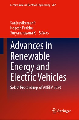 Abbildung von P. / Prabhu | Advances in Renewable Energy and Electric Vehicles | 1. Auflage | 2021 | beck-shop.de