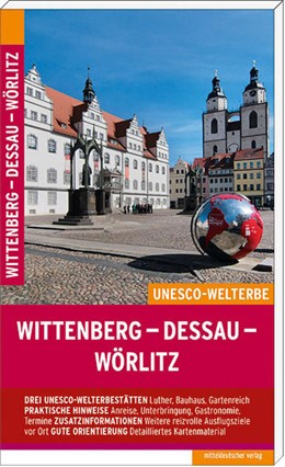 Abbildung von Pantenius | Wittenberg - Dessau - Wörlitz | 6. Auflage | 2021 | beck-shop.de