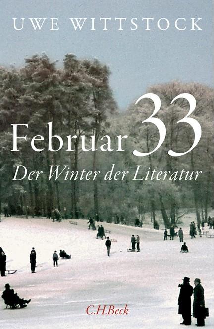 Cover: Uwe Wittstock, Februar 33