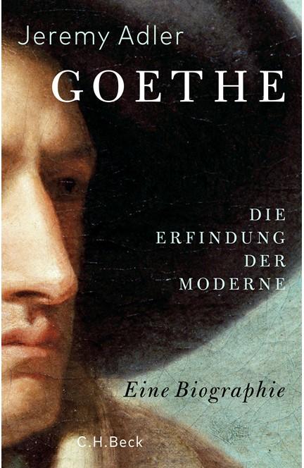 Cover: Jeremy Adler, Goethe