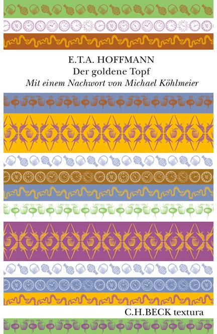 Cover: E. T. A. Hoffmann, Der goldene Topf
