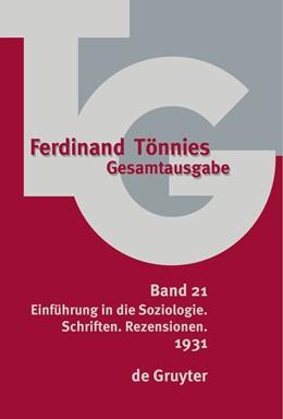 Abbildung von 1931 | 1. Auflage | 2021 | beck-shop.de