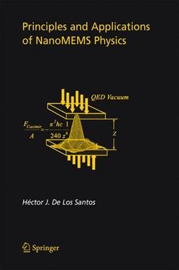 Abbildung von Santos | Principles and Applications of NanoMEMS Physics | 2005 | 15