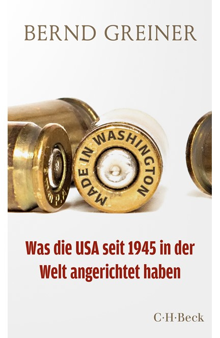 Cover: Bernd Greiner, Made in Washington