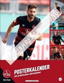 Abbildung von 1. FC Nürnberg Posterkalender 2022   1. Auflage   2021   beck-shop.de