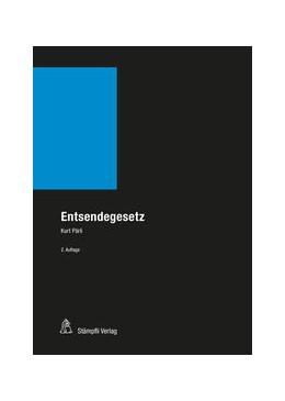 Abbildung von Pärli | Entsendegesetz | 2. Auflage | 2021 | beck-shop.de