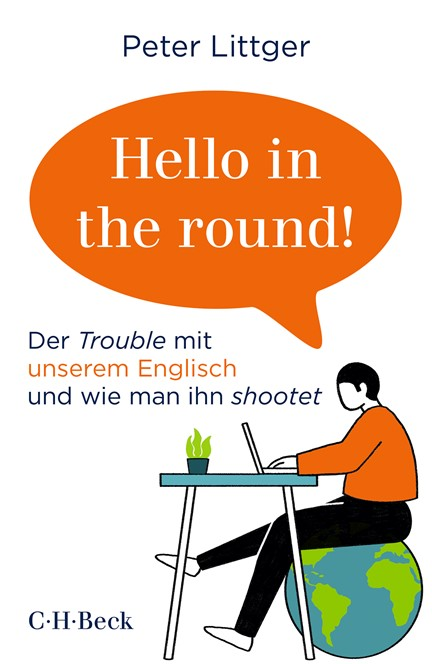 Cover: Peter Littger, 'Hello in the round!'