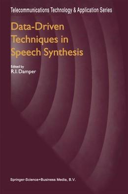 Abbildung von Damper | Data-Driven Techniques in Speech Synthesis | 2001
