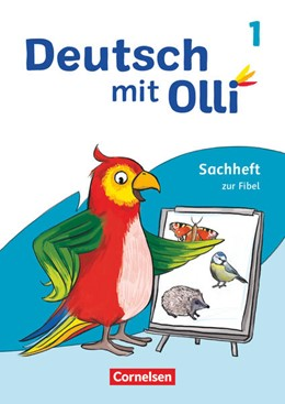 Abbildung von Patzelt / Vaut | Deutsch mit Olli 1. Schuljahr. Sachheft zur Fibel | 1. Auflage | 2021 | beck-shop.de