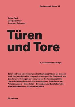 Abbildung von Pommer / Zeininger | Türen und Tore | 2. Auflage | 2021 | beck-shop.de