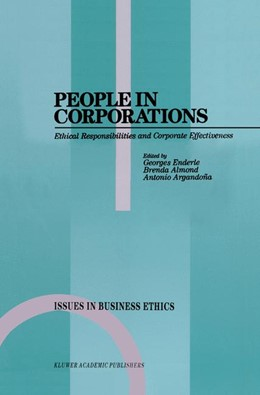 Abbildung von Enderle / Almond / Argandoña | People in Corporations | 1990 | Ethical Responsibilities and C... | 1