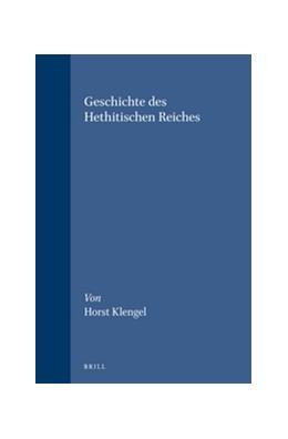 Abbildung von Haas / Hout / Imparati | Geschichte des Hethitischen Reiches | 1998 | 34