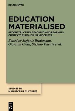 Abbildung von Brinkmann / Ciotti | Education Materialised | 1. Auflage | 2021 | beck-shop.de