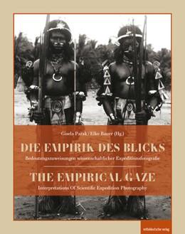 Abbildung von Parak / Bauer   Die Empirik des Blicks   The Empirical Gaze   1. Auflage   2021   beck-shop.de