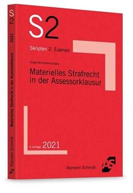Abbildung von Krüger / Schneider | Materielles Strafrecht in der Assessorklausur | 4. Auflage | 2021 | beck-shop.de